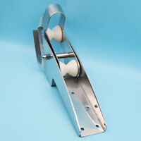 316 S.S. Hinged Self-Launching Bow Anchor Roller 16.5'' Type Heavy Duty Boat