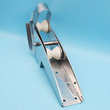 316 Stainless Steel Hinged Self-Launching Bow Anchor Roller 16.5''Type Practical