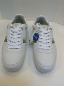 Lacoste Giron AVA SPM White Casual Leather Lace Up Sneakers Men's 11 US NIB