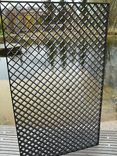 Filtermediumauflage, 68 x 40 cm PE Kunststoff, Filtermedienauflage, Filterrost