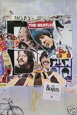 The Beatles Anthology 3 K. Voorman Poster Original