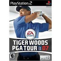 Tiger Woods PGA Tour 2007 (PS2), PlayStation2, Playstation 2 | 5030930051228 | G