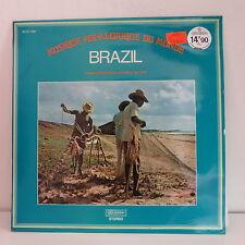 Musique folklorique du monde Brazil par MAURICE BITTER 30 CV 1383