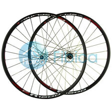 "New DT SWISS SPLINE X1600 26"" 6-bolt Centerlock Disc Wheel Set Hub 9mm"