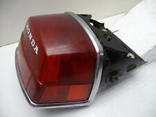 #3122 Honda CB750 CB 750 Taillight Assembly & Mounting Bracket