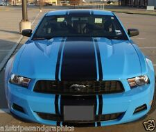 "2010 2011 2012 2013 2014 Mustang 20"" Wide Center Stripe Stripes Decals Graphics"