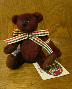 """Ganz Cottage CB141 Cranbeary, 5"""" Tall, NEW from Retail Store by Lorraine Chien"""