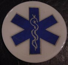 "EMS EMT CNA PARAMEDIC 2"" EPOXY EMBLEM STICKER NEW"