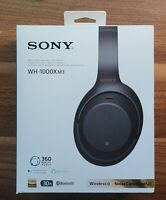 Sony WH-1000XM3 Wireless Noise Canceling Over Ear Headphones - Black