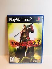 Devil May Cry 3 With Monster Hunter Demo (PS2)