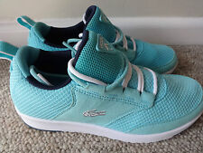 Lacoste Sport Light -01 trainers shoes sneakers turquoise uk 4 eu 37 us 6 new