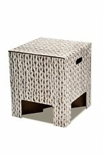 Dutch Design Chair (DDC) - Wool - Design Hocker aus Pappe - Papphocker