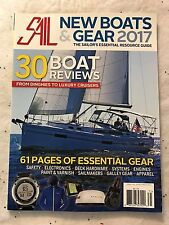 New Boats & Gear 2017 The Sailor's Essential Resource Guide (Dinghies to Luxury)