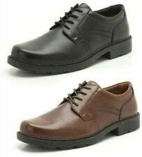 Chaussures de ville marrons pour homme