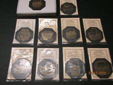 Longaberger Collectible Hostess Coasters (10)