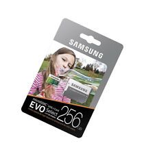 Samsung 256GB Micro EVO select N10 SD card for Galaxy Note 10 9 8 7 6 5
