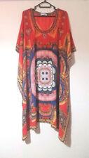 Handmade Paisley Regular Size Dresses for Women