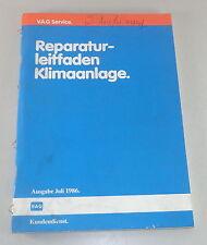 Manual de Taller / Reperaturleitfaden VW Bus T3 Karosserie-Montagebuch Von 1987