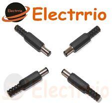 EL2230 4x Conector Jack 5,5mm x 2,1 enchufe macho 5,5 DC Cable Arduino 5.5