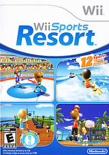 Wii Sports Resort With Motion Plus Adapter Very Good 3Z