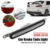 Car High Mount Brake Stop Tails Light Third Lamp For Mitsubishi Lancer EVO 08-16