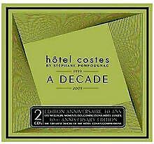 Hotel Costes/a Decade von Various | CD | Zustand akzeptabel