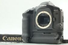 【Mint Count171】Canon EOS 1V HS 35mm SLR Film Camera Body + PB-E2 From Japan
