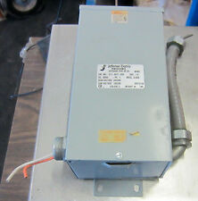 Jefferson Electric Powerformer Outdoor Type 3R 211-0071-055 240/480V 120/240v
