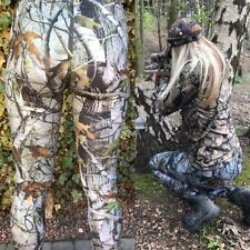 Clay Pigeon Shooting Realtree Pattern Camo Trousers Brand New One Size 6-16
