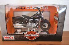 Harley Davidson Model 1997 FLHR Road King Maisto Motorcycle 1 18