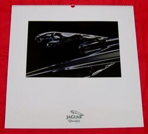 Jaguar Cars, RARE Full Colour Official Calendar for 1995 (or 2023?) English Text