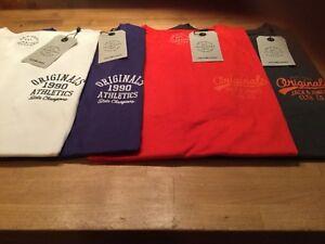 Jack & Jones RART t shirt 4 colours in regular fit Small only