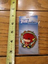 DC Chibi Pin Collection: FLASH Collectible Enamel Pin from PopFun