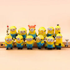 1 set Despicable Me 2 Movie Character Minions Doll Toy Cute Figures Kids Gift