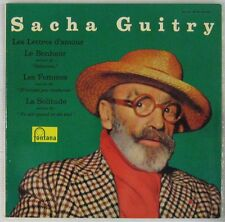 Sacha guitry 33 rpm 25 cm the love letters