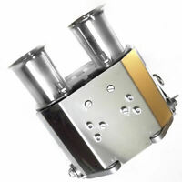 Weber 38/40/42/45/48 DCOE 48/50/55 DCO/SP Stainless Steel Heat Shield on holder