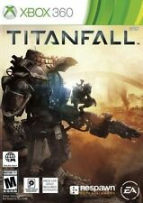 Titanfall Video Game XBOX 360 Online Only Rated M Hard Drive Required NEW