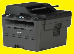 Brother MFC-L2710DW Printer w/ NEW Toner & NEW Drum -- REFURBISHED !!!