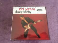 CD EP Single JOHNNY HALLYDAY - kili watch NEUF