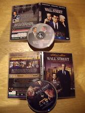WALL STREET 1 & 2 : L'ARGENT NE DORT JAMAIS (2010 DVD NON MUSICAL)