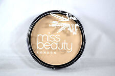 Miss Beauty London Smooth Silk Finish Pressed Powder Various Shades Available 4 - Bronze