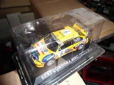 ALTAYA SEAT CORDOBA #7 SAFARI RALLY 2000 AURIOL 1:43 NEW IN PLASTIC BOX