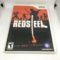 Red Steel (Nintendo Wii, 2006) Complete NTSC-U/C