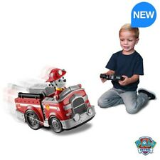Paw Patrol Remote Control Rescue Racer (1:40) - Marshall (3+ Years) RC Toy Car