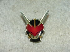 Kamen Rider Chalice Metal Pin from Masked Rider 10th Anniversary Set! Ultraman