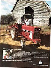 International Harvester 284 Ebay. Original 1978 International Harvester 284 Pact Tractor Magazine Ad. Wiring. Ih 284 Wiring Harnesses At Scoala.co