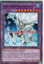 Yu-Gi-Oh: ELEMENTARHELD ABSOLUTER NULLPUNKT , common , NEU