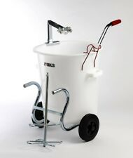 Itools 75 Litre Complete Screed Mixing Trolley Flooring Fitters Tools