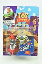 Disney Pixar Toy Story Solar Buzz Lightyear Action Figure NIP