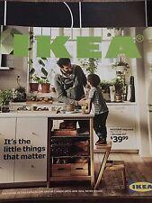 IKEA 2016 store CATALOG magazine